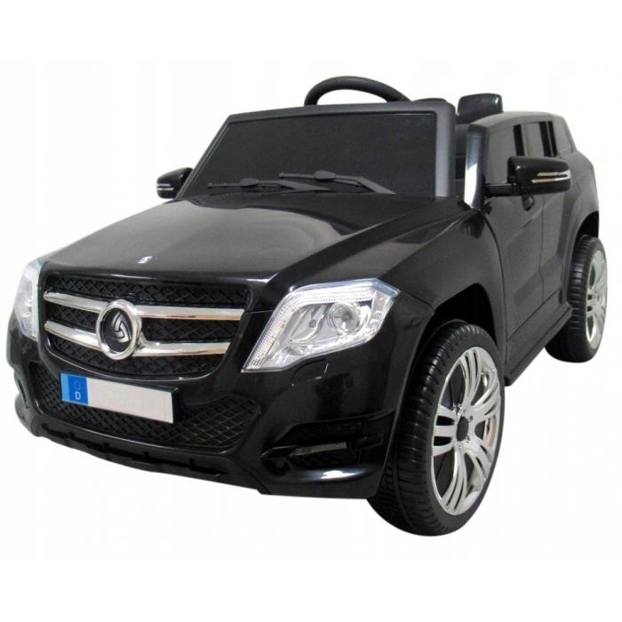 Masinuta electrica cu telecomanda R-Sport SUV X1 negru - 2