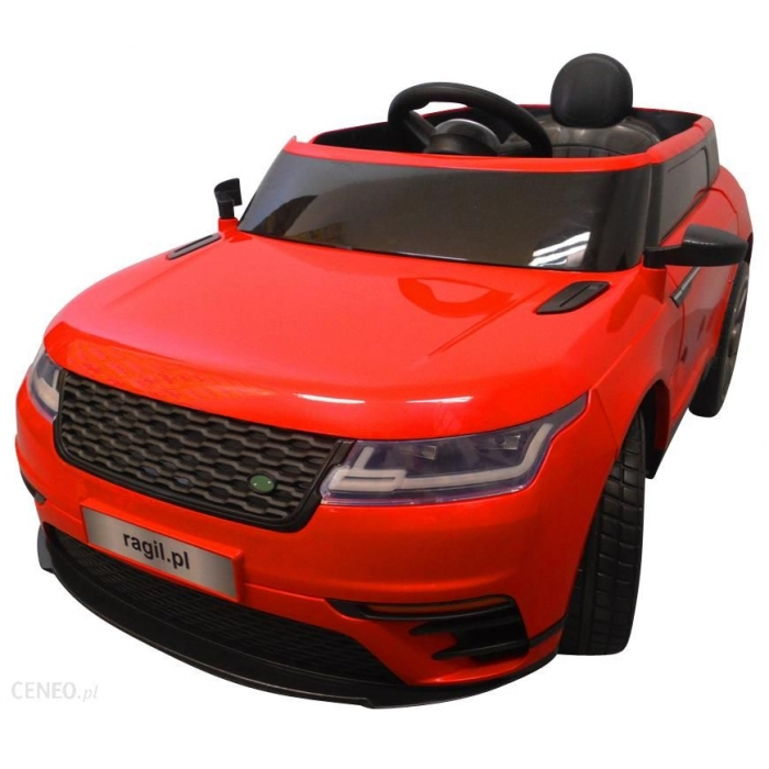 Masinuta electrica cu telecomanda si roti EVA R-Sport Cabrio F4 rosu