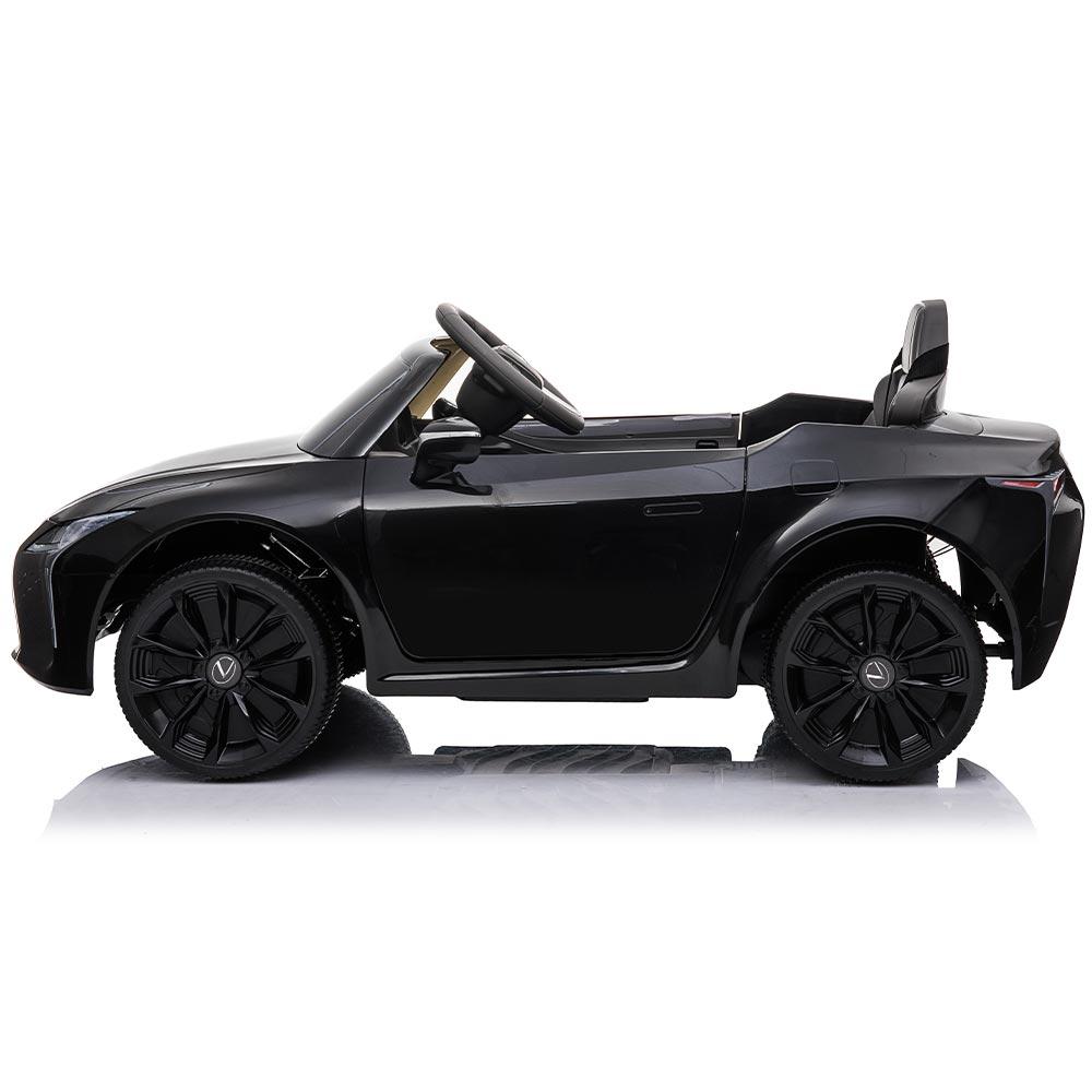Masinuta electrica pentru copii Lexus LC500 negru