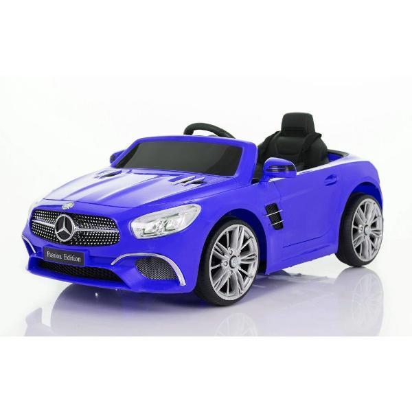 Masinuta electrica Mercedes-Benz SL400 albastru - 3