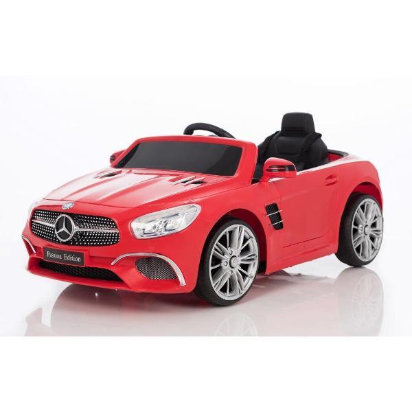Masinuta electrica Mercedes-Benz SL400 rosu - 6