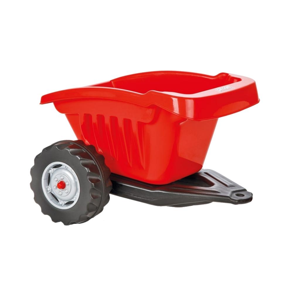 Remorca pentru tractor Pilsan Active Rosu