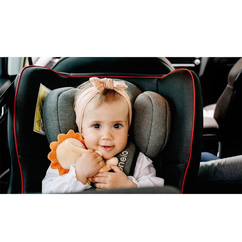 Scaun Auto Copii 0-18 Kg Liam Carmin Red