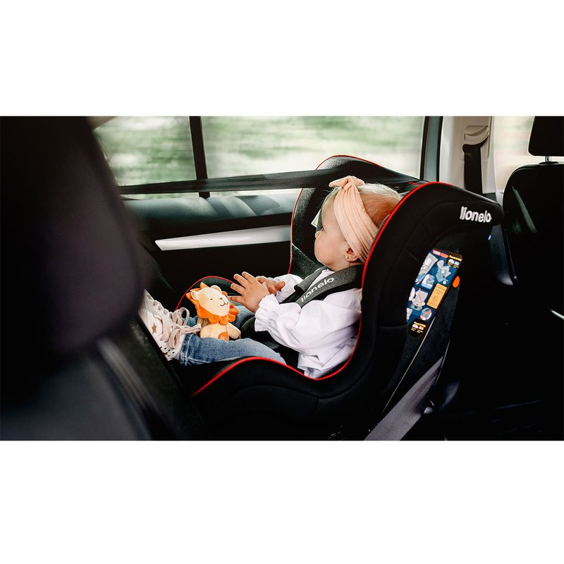 Scaun Auto Copii 0-18 Kg Liam Sporty Black