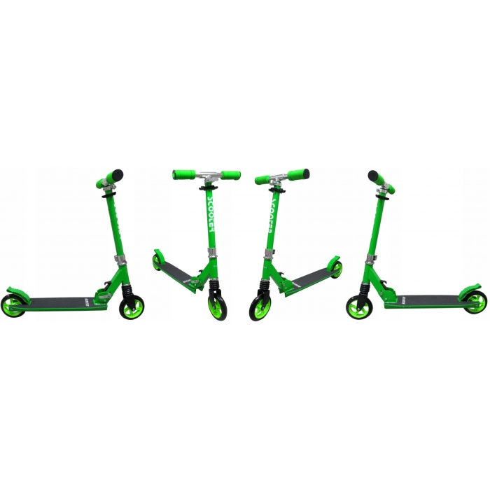 Trotineta R-Sport H5 verde