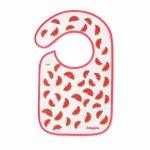 Bavetica impermeabila Baby Ono din bumbac 6luni+ Flavour Explorer pepene