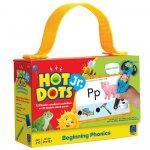 Carduri Hot Dots Fonetica pentru incepatori