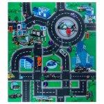 Covor copii & tineret Tapis de Jeu Politie 70x80