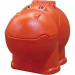 Cutie depozitare jucarii Hippo Toy Box Red