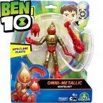 Figurina Ben 10 12cm Metallic Heatblast