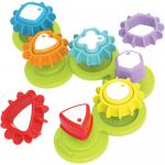 Jucarie cu piese rotative Yookidoo 1-3 ani