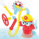 Jucarie pompier Freddy pentru baie 3-6 ani Yookidoo