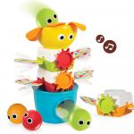 Jucarie turn cu bile si accesorii mobile 9-24 luni Yookidoo