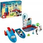 Lego Mickey and Friends racheta spatiala a lui Mickey si Minnie Mouse