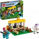 Lego Minecraft grajdul pentru cai