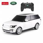 Masina cu telecomanda Range Rover Sport alb scara 1:24