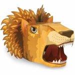 Masca 3D Leu Fiesta Crafts FCT-3029