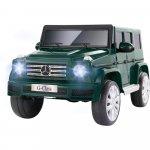 Masinuta electrica pentru copii Mercedes G500 verde