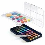 Paleta artistului 50 de culori guase  Djeco