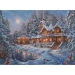 Puzzle Anatolian Winter Magic 1000 piese