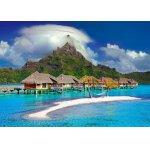 Puzzle Bluebird Bora Bora Tahiti 500 piese