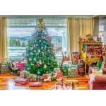 Puzzle Bluebird Christmas At Home 500 piese