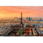 Puzzle Bluebird Eiffel Tower Paris France 1000 piese