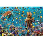 Puzzle Bluebird Francois Ruyer Under the Sea 260 piese
