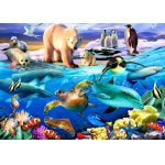 Puzzle Bluebird Oceans of Life 150 piese