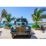 Puzzle Bluebird Old Truck 1000 piese