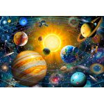 Puzzle Bluebird Ringed Solar System 260 piese