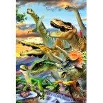 Puzzle Bluebird Robinson Howard Dino Sunset 260 piese