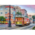 Puzzle Bluebird Tramway New Orleans USA 1000 piese