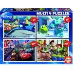 Puzzle Educa Pixar 50/80/150 piese