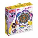 Joc creativ String Art Mandala Quercetti
