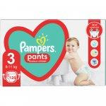 Scutece-chilotel Pampers Pants Mega Box Marimea 3, 6-11 kg, 128 buc
