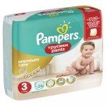 Scutece chilotel Pampers Premium Care Pants Carry Pack 3 Midi 6-11 kg 28 buc