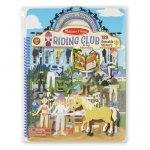 Set abtibilduri pufoase Clubul de calarie