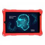 Tableta copii Smart TabbyBoo Genius 8 inch Octa Core red