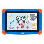 Tableta copii Smart TabbyBoo Pisicuta 7 inch Quad-Core Android blue
