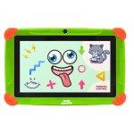 Tableta copii Smart TabbyBoo Pisicuta 7 inch Quad-Core Android green