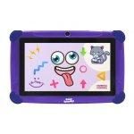 Tableta copii Smart TabbyBoo Pisicuta 7 inch Quad-Core Android purple