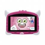 Tableta copii Smart TabbyBoo Vacuta 7 inch Quad-Core Android pink