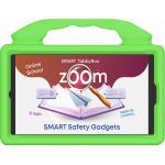 Tableta copii Smart TabbyBoo Zoom 8 inch Octa Core green