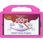Tableta copii Smart TabbyBoo Zoom 8 inch Octa Core pink