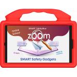 Tableta copii Smart TabbyBoo Zoom 8 inch Octa Core red