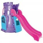 Tobogan Pilsan Castle Slide purple