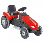 Tractor electric Pilsan Mega Red