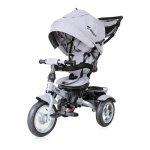 Tricicleta 4 in 1 Neo Air Wheels Grey