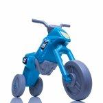 Tricicleta fara pedale Enduro maxi turcoaz-gri